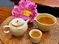 Hương vị mùa hè trong trà sen tháng 6