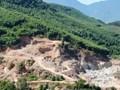 Thừa Thiên Huế: Khai thác khoáng sản trái phép, 2 doanh nghiệp bị phạt hơn 700 triệu đồng
