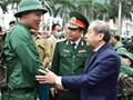 Ngày 27/02 được ấn định là ngày hội giao nhận quân năm nay