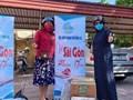 Người dân Quảng Trị ủng hộ hàng trăm tấn hàng nhu yếu phẩm cho các tỉnh thành phía Nam