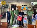 Bắc Kạn: Công an huyện Ba Bể tri ân kỷ niệm 74 năm Ngày Thương binh - Liệt sỹ
