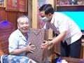 Tuyên Quang: Huyện Lâm Bình thăm, tặng quà gia đình chính sách nhân ngày Thương binh - Liệt sĩ 27/7
