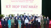 Lào Cai: HĐND tỉnh khóa XVI tổ chức kỳ họp thứ Nhất bầucác chức danh thuộc thẩm quyền