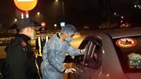 Phú Thọ: Lập 10 chốt kiểm soát dịch Covid-19