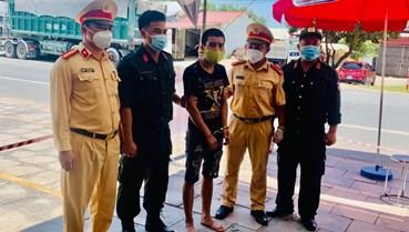 Bắc Giang: Giấu ma túy trong túi rau nhằm qua chốt kiểm dịch Covid-19
