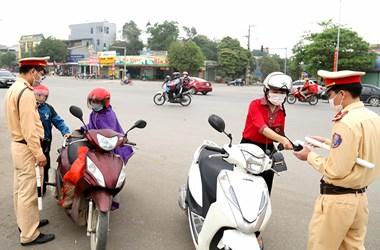 Phú Thọ: Đảm bảo an ninh trật tự, an toàn giao thông phục vụ bầu cử