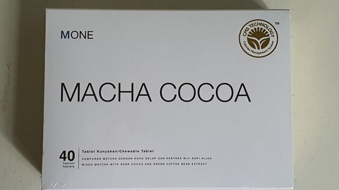 Cảnh báo sản phẩm giảm béo MONE Macha Cocoa có chứa Sibutramine