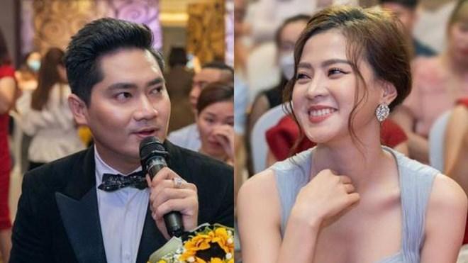 Minh Luân, Hồ Bích Trâm hoãn cưới vì dịch bệnh