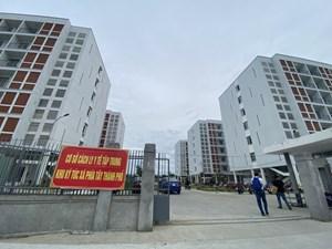 Đà Nẵng: Hoàn thành bệnh viện dã chiến thu dung bệnh nhân COVID-19 quy mô 1.700 giường