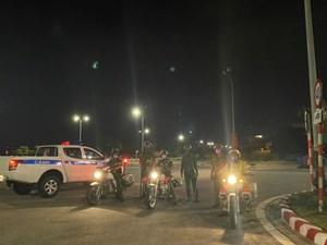 """Đà Nẵng: Lực lượng CSGT Công an quận Liên Chiểu nỗ lực thực hiện """"mục tiêu kép"""""""