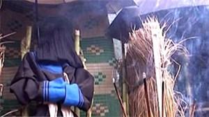 Thần bí tục cúng ma khô của người Cờ Lao
