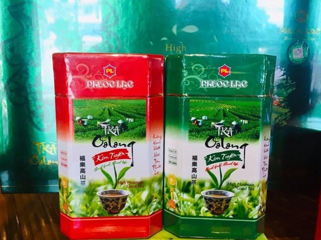 """Trà Oolong Phước Lạc: Đặc sản của vùng đất Bảo Lộc được chứng nhận """"Sản phẩm nông nghiệp tốt"""" - Ảnh 1"""