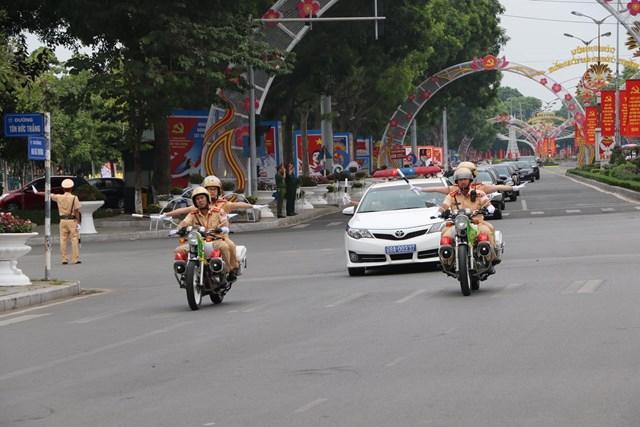 Đại hội đại biểu Đảng bộ tỉnh Vĩnh Phúc lần thứ XVII, nhiệm kỳ 2020-2025 diễn ra thành công tốt đẹp từ ngày 13-15/10/2020.
