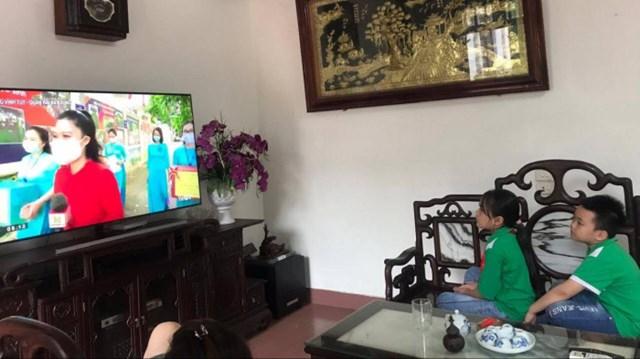 Đà Nẵng: Hơn 280.000 học sinh dự lễ khai giảng trực tuyến - Ảnh 1