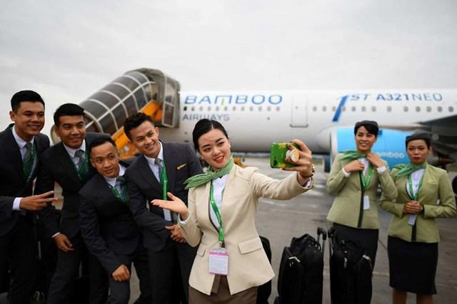 Bamboo Airways tăng vốn gấp rưỡi lên 10.500 tỷ đồng - Ảnh 1