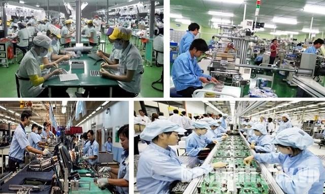 Sản xuất công nghiệp tăng 7,4% trong 2 tháng đầu năm  - Ảnh 1