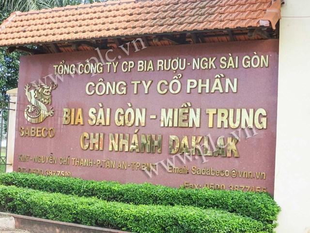 Lợi nhuận quí I/2021, Bia Sài Gòn - Miền Trung đạt 28,5 tỷ đồng - Ảnh 1