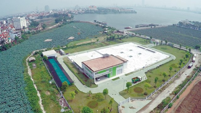 Phú Điền là một trong những doanh nghiệp chuyên về lĩnh vực xử lý nước thải