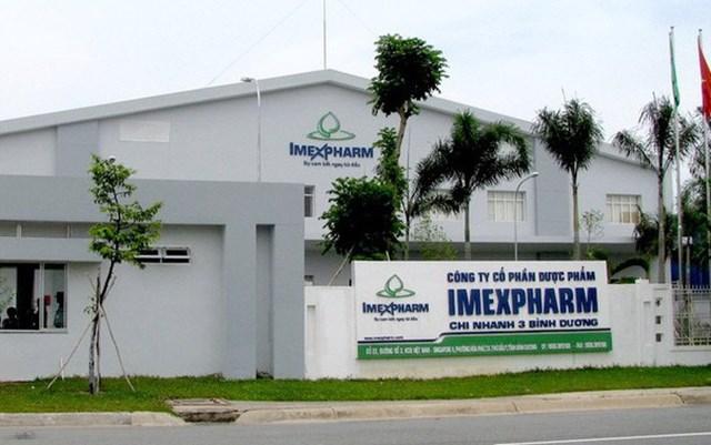 Imexpharm giảm 14% lợi nhuận trong tháng 8 do ảnh hưởng dịch bệnh - Ảnh 1