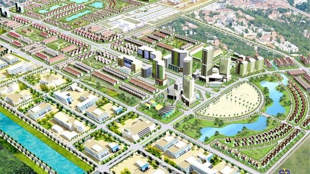Bắc Ninh: Thu hồi 3,3 ha đất giáo cho Singland xây khu đô thị - Ảnh 1