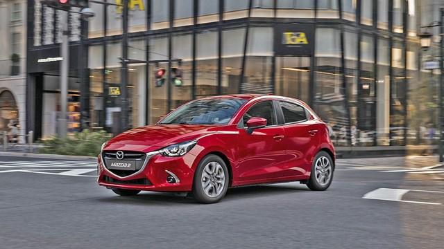 Mazda 2 2020:Kích thước nhỏ – Khát vọng lớn. Ảnh: IT