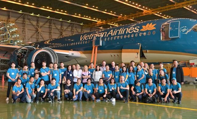 Ảnh minh họa (Nguồn: Vietnam Airlines).